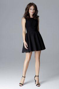 sukienka elegancka krótka